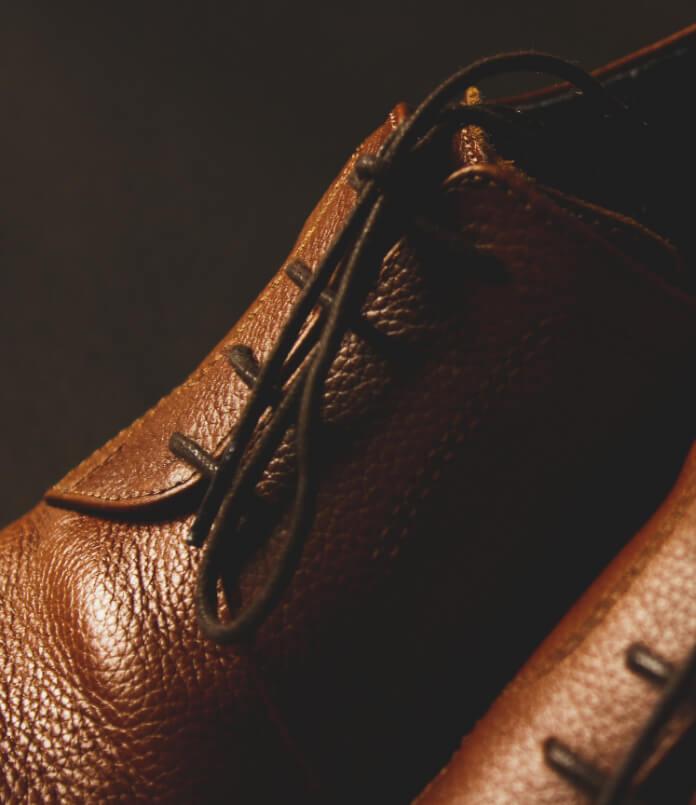 lacets de chaussure