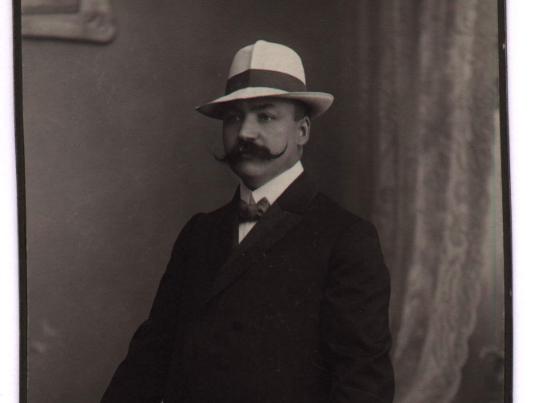 Jakob Keck, fondateur de Keck Chimie
